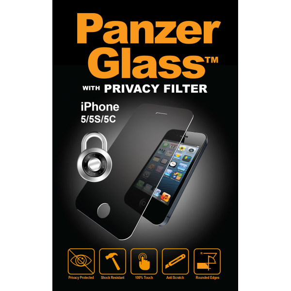 PanzerGlass iPhone 5/SE Privacy