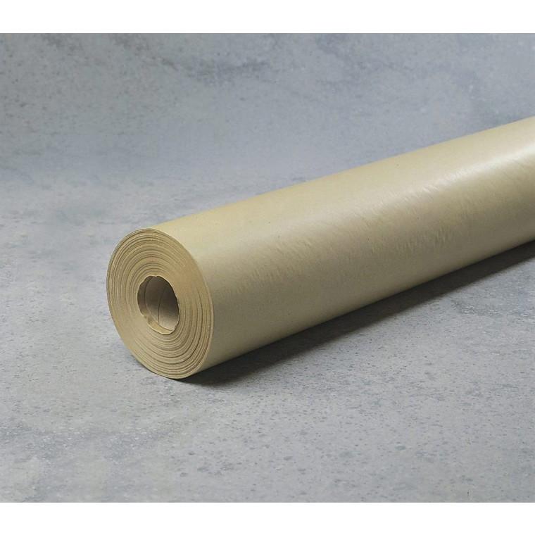 Brunpapir - 46 cm x 200 m x 50g med 5 cm hul