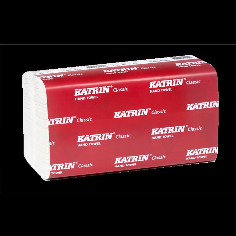 Katrin 343023 Classic Non Stop M2 Papirhåndklæder 2 lags 20,3 x 25,5 cm - 2025 ark