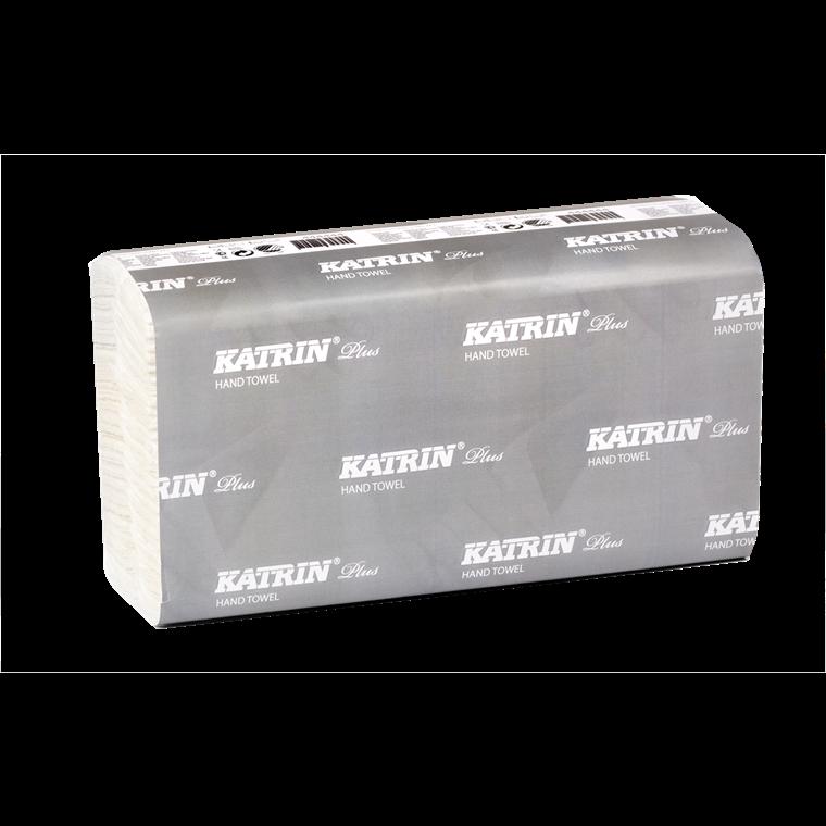 Katrin 343087 Plus Håndklædeark Non Stop 3-lags 20,3 x 34 cm - 1350 ark