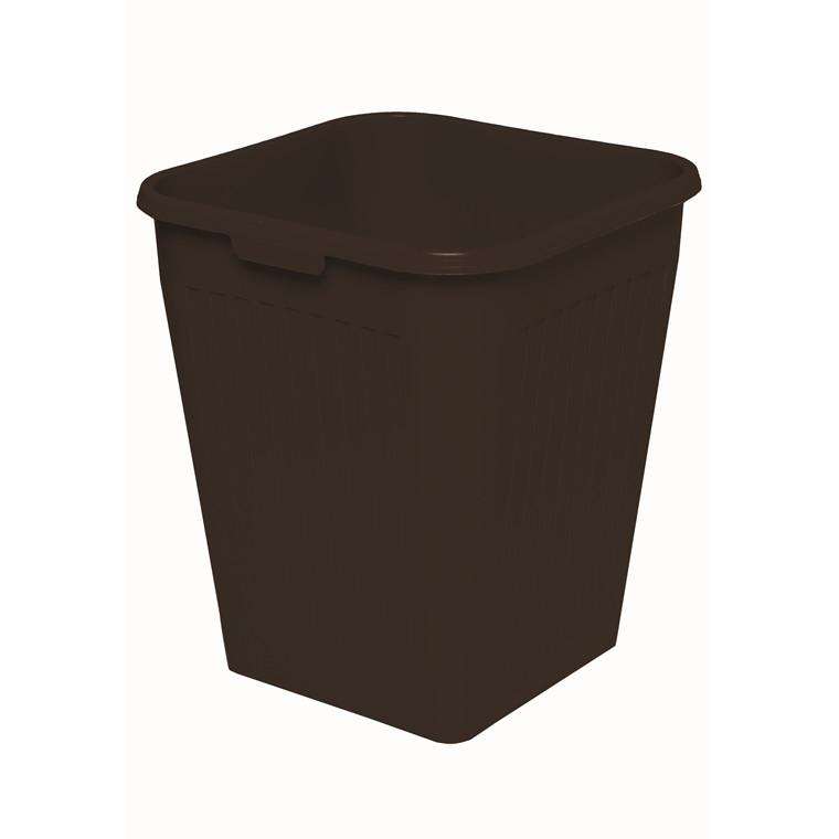 Orth Papirkurv 25 liter - Sort