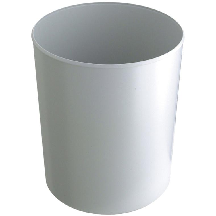 Papirkurv, Rubbermaid, grå, 13 l
