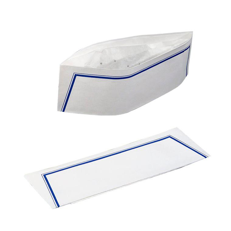 Slagter Papirskråhuer - 25 stk