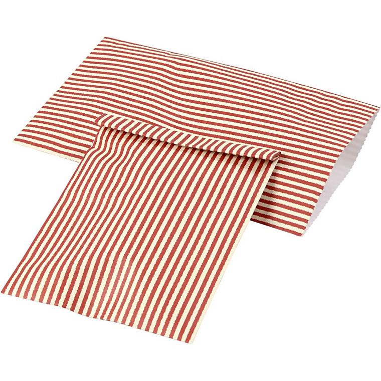 Vivi Gade Papirspose Copenhagen 80 gram Højde 21 cm Bredde 11,5 cm - 12 stk