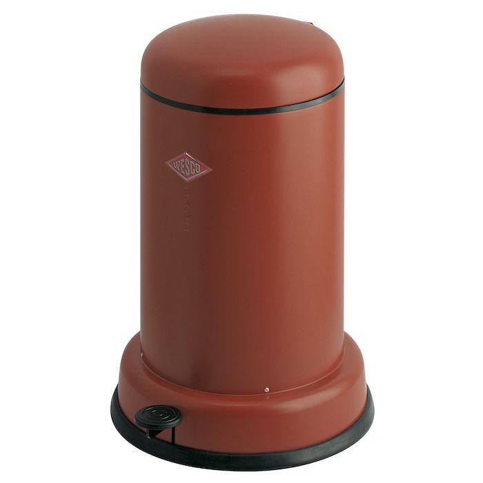 Pedalspand, Wesco, rød, 15 l