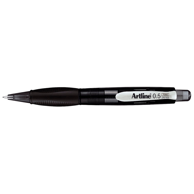 Artline EK7050 Pencil - Sort stiftblyant  0,5 mm stregbredde