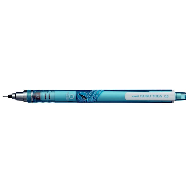 Pencil Uni-ball Kuru Toga blå 0,5mm
