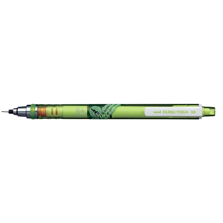 Pencil Uni-ball Kuru Toga grøn 0,5mm