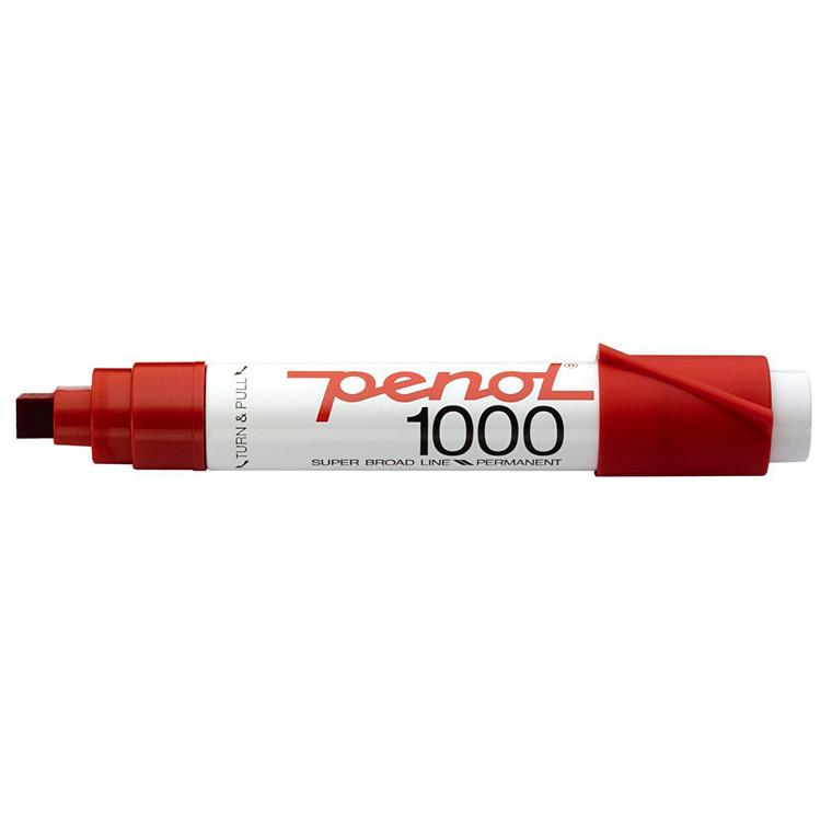 Penol 1000 - Marker rød 3-16 mm
