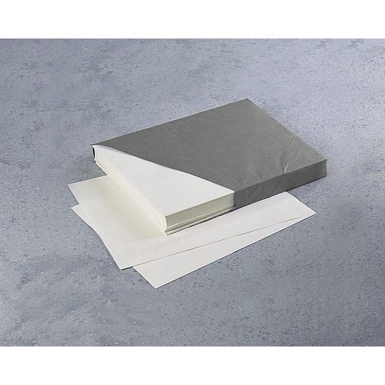 Pergament 68 x 42 cm vådstærk 50 gram - 10 kg pr. pakke