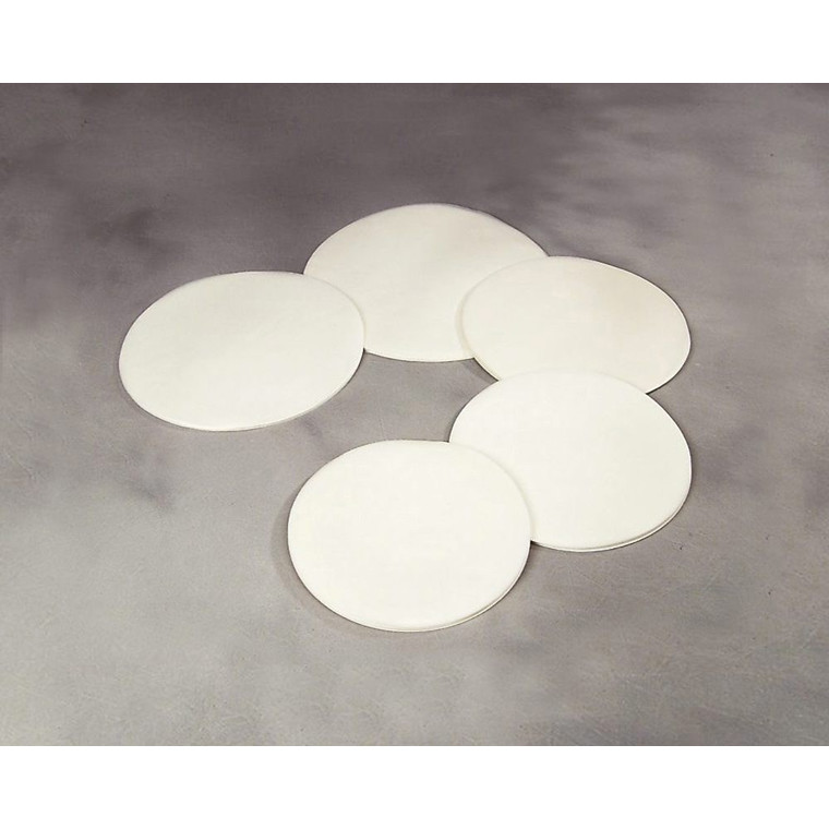 Pergamentrundeller 24,5 cm - 1000 stk