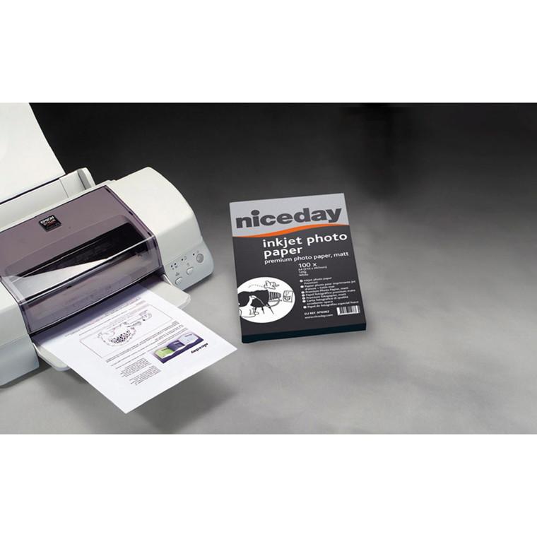 Photopaper adv. glossy 10x15cm 250g HPQ8691A 25stk/pk
