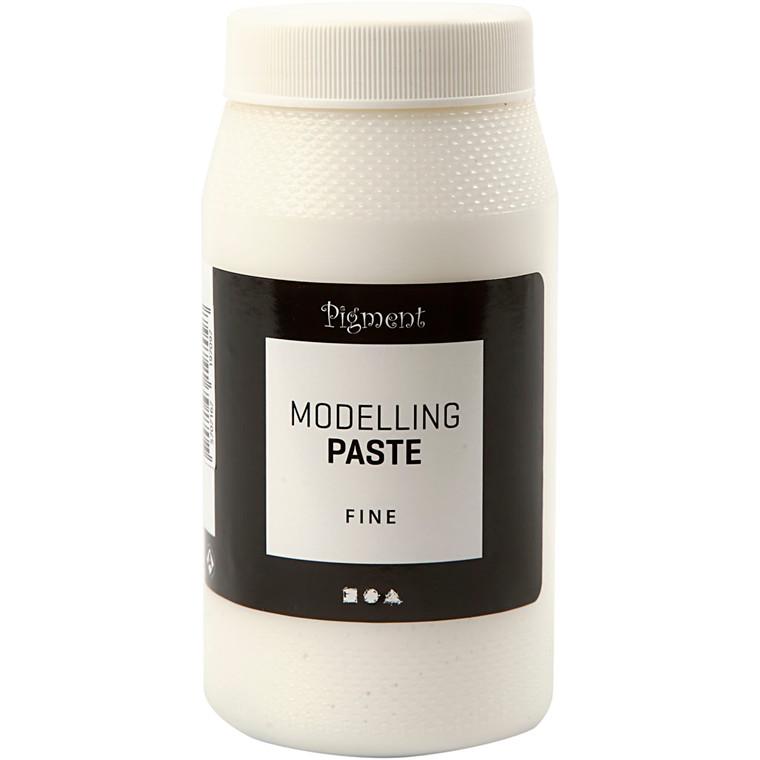 Pigment Modellingpasta, fin, 500ml