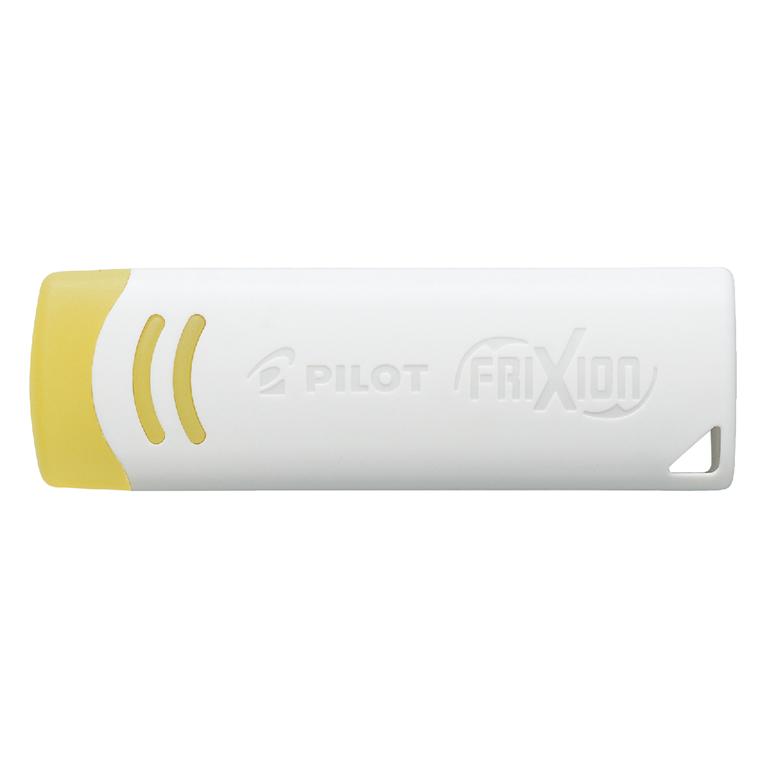 Pilot Frixion viskelæder hvid
