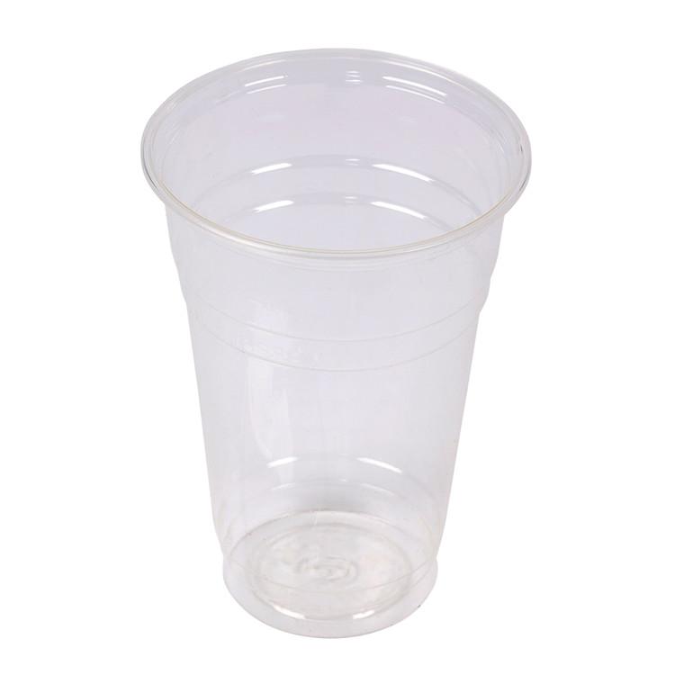 Miljøvenligt plastikglas - PLA - 40 cl mm - 50 stk