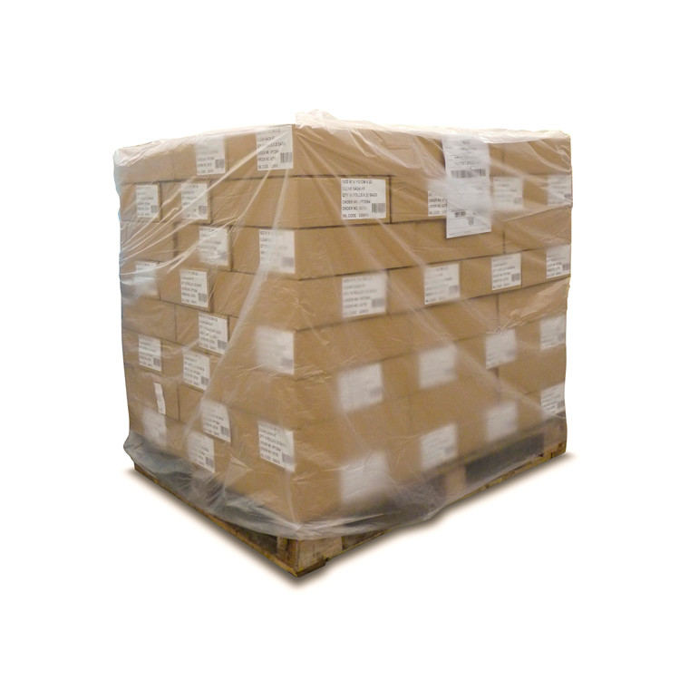 Plastikhætte LDPE klar 1200/450x700x0,05mm
