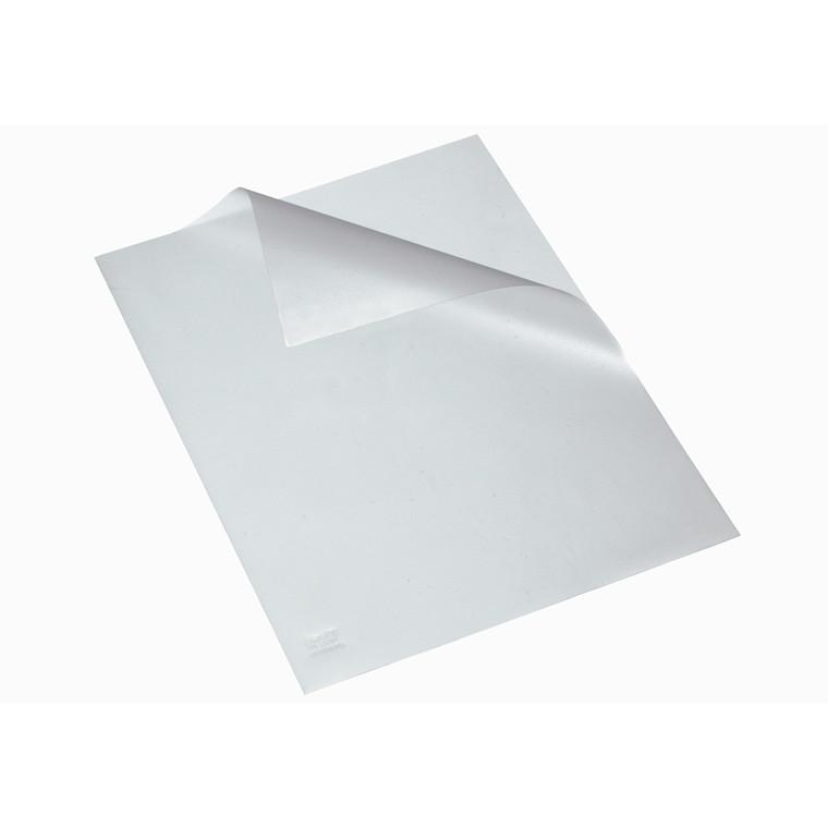Plastomslag til klemrygge - Bantex A4 præget overflade 110 my - 100 stk i æske