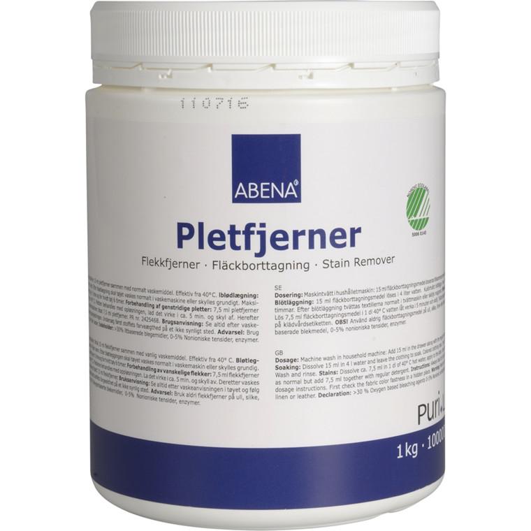 Pletfjerner, Puri-Line, pulver, 1 kg,