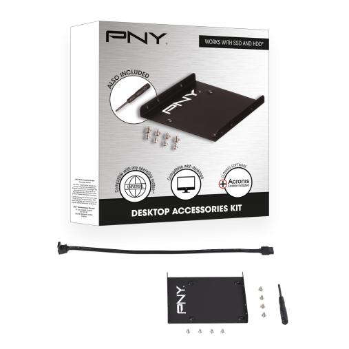 PNY Desktop Upgrade Kit SSD/HDD