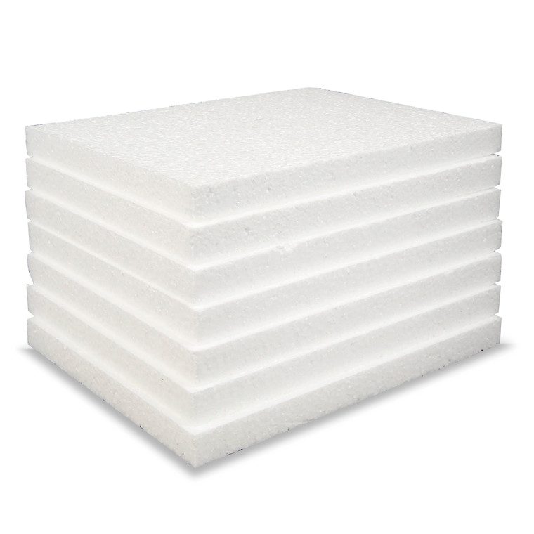 Polystyrolplader 1200x600x20mm