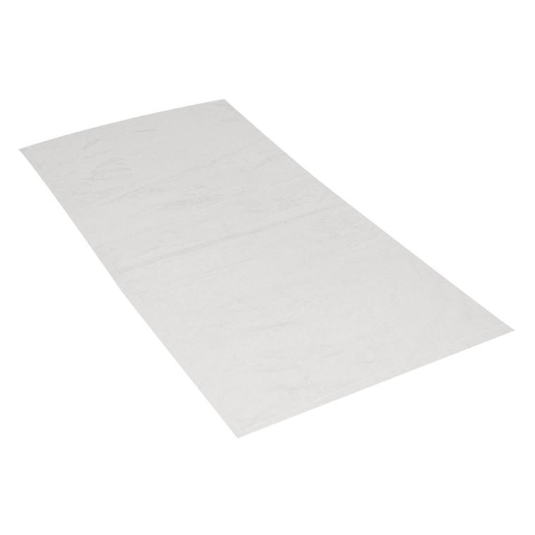 Pose, LDPE, uden foldning, uden tryk, transparent, 25 my, 25x50 cm, 6 l