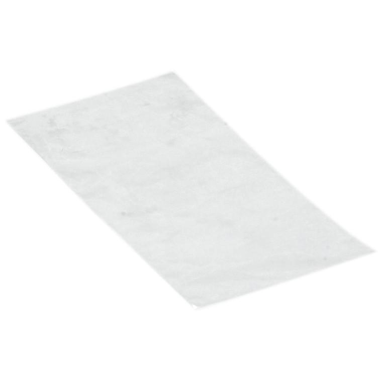 Pose, LDPE, uden foldning, uden tryk, transparent, 40 my, 23x46 cm, 6 l