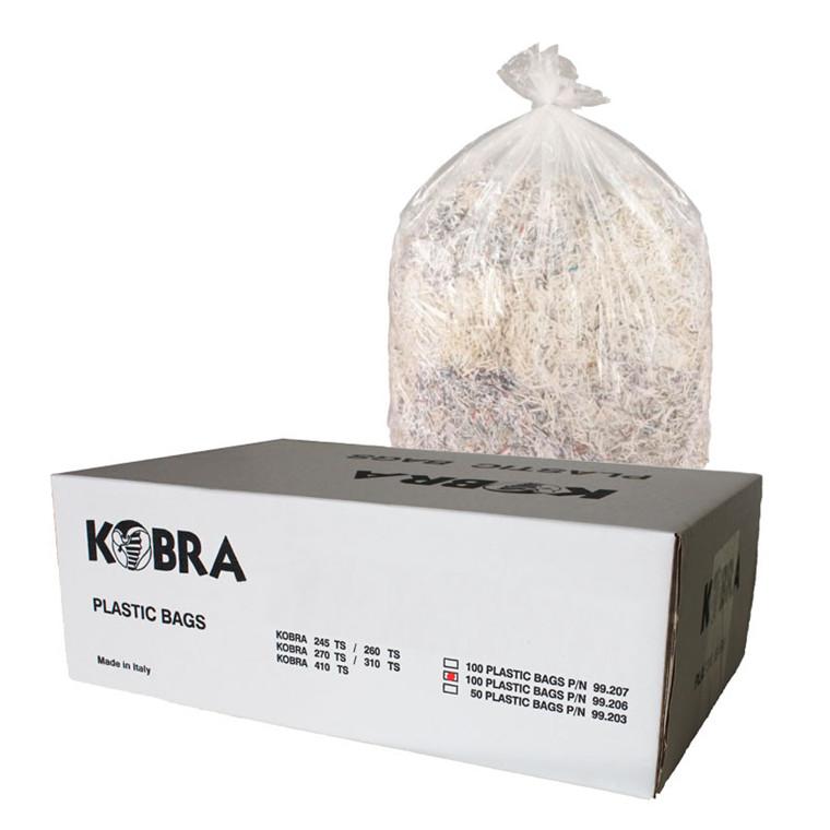 Poser til makulering Kobra 150l 270 310TTS