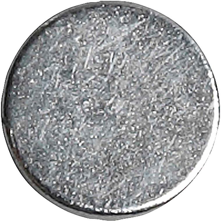Powermagnet, dia. 10 mm, tykkelse 2 mm, 100stk.