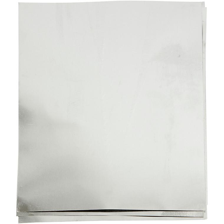 Prægefolie, A5 148x210 mm, tykkelse 0,9 mm, 10stk.