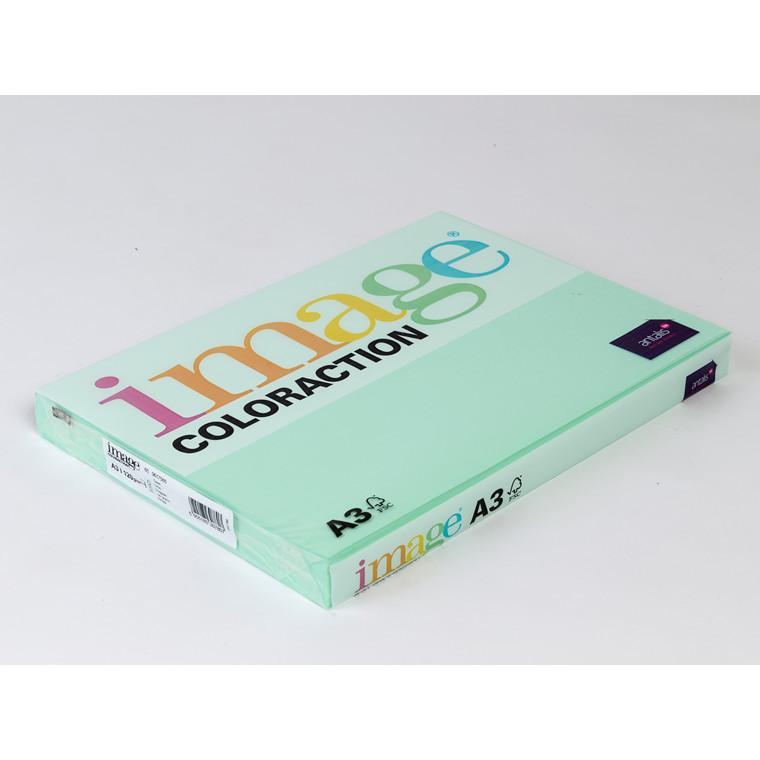 Printerpapir - Image Coloraction A3 120 gram - Enggrøn 65 - 250 ark