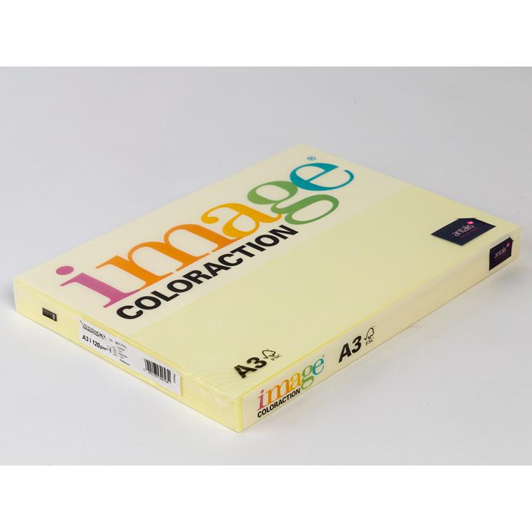 Printerpapir - Image Coloraction A3 120 gram - majsgul 55 - 250 ark
