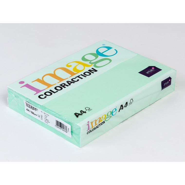 Printerpapir Image Coloraction A4 160 gram enggrøn 65 - 250 ark