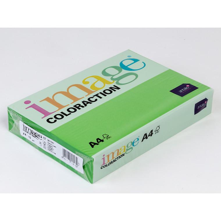 Printerpapir - Image Coloraction A4 80 gram - Forårsgrøn 67 - 500 ark