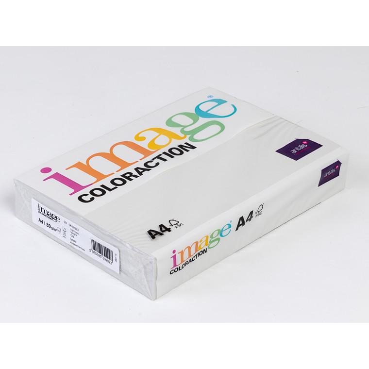 Printerpapir - Image Coloraction A4 80 gram - grå 93 - 500 ark