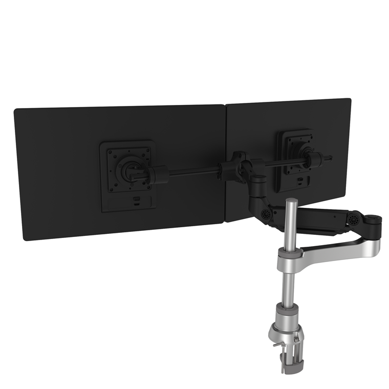 R-Go Caparo 4 Smart Bar Monitor arm