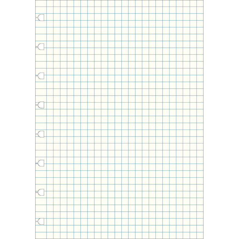 Refill Filofax Notebook A5 ternet 100g 32bl/pak