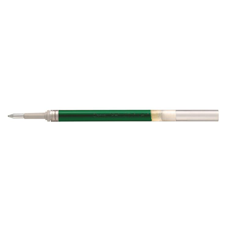 Refill t/gelpen Pentel Energel BL77/BL107 /BL408 grøn 12stk/pak