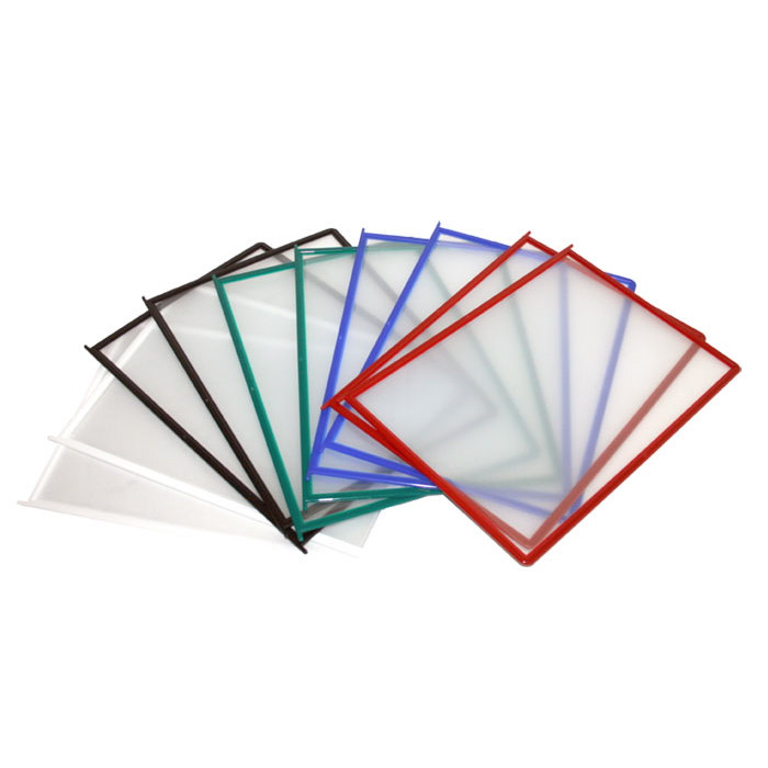 A4 registerlomme BNT QuickLoad - Assorteret farve