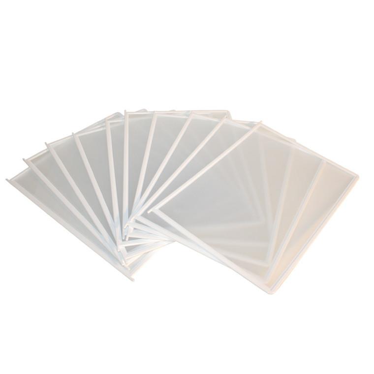 Registerlommer A4 BNT QuickLoad hvid - 10 stk i pakke