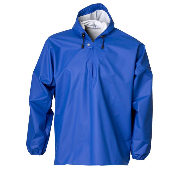 Regntøj, ELKA, Busseronne, Glas & Gaffel, blå, XL