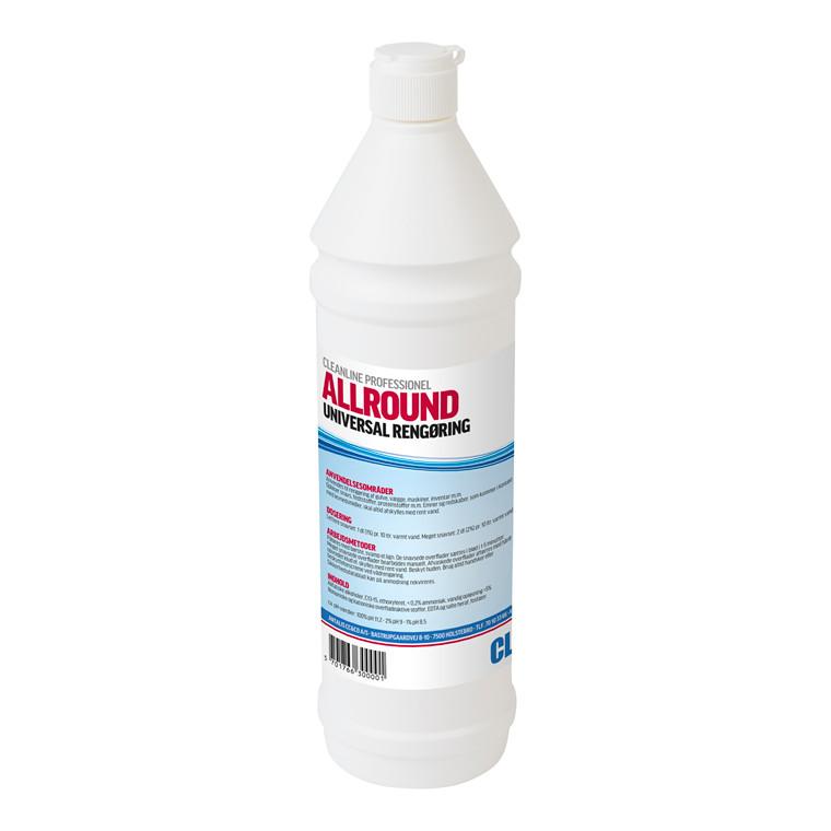 Cleanline Allround Universal Rengøring - 1 liter