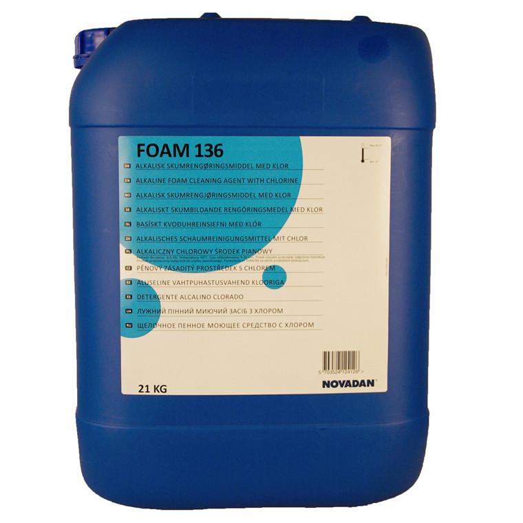 Novadan Foam 136 Rengøringsmiddel | 19 liter