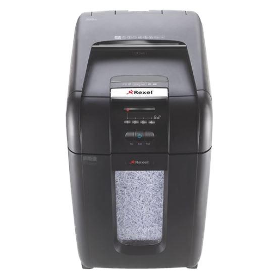 Rexel  Auto+ 300M - Makulator mikromakulering 2 x 15 mm P5