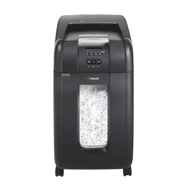Rexel Auto+ 300X - Makulator krydsmakulering 4 x 40 mm P4
