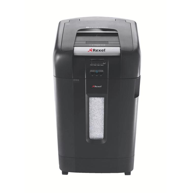 Rexel Auto+ 750M - Autofeed Mikromakulering 2 x 15 mm P5