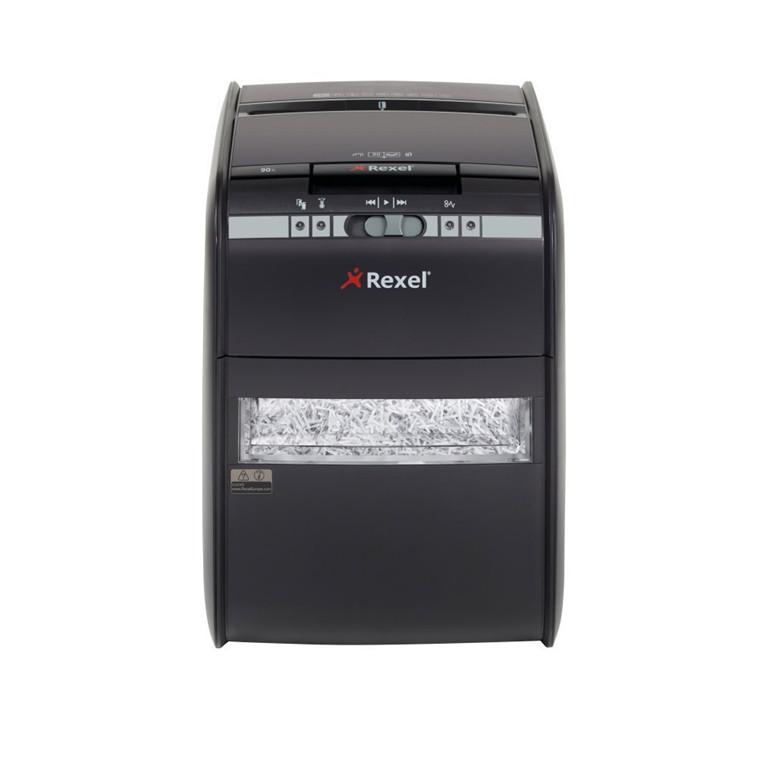 Rexel Auto+ 90X - Makulator krydsmakulering 4 x 45 mm P3