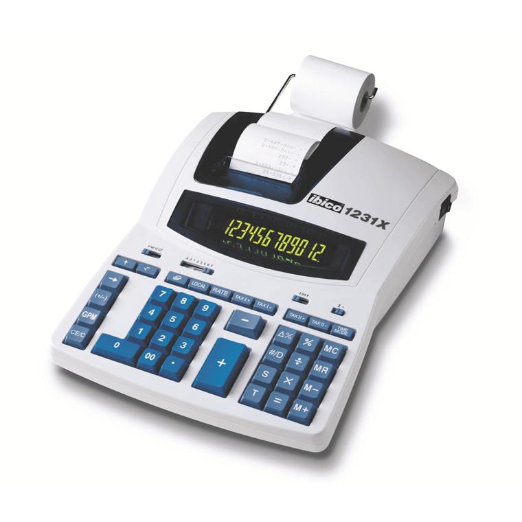 Rexel Ibico Professional 1231X - Strimmelregner