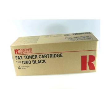 Ricoh/NRG  TYPE-1260D black toner