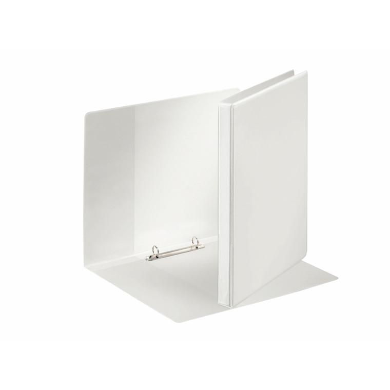 Ringbind med lomme - A4 16 mm hvid Esselte