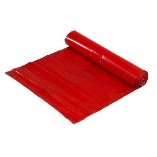 Røde Affaldssække Luxus - 700 x 1100 mm - 1 rulle